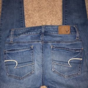 American Eagle Outfitters Jeans - American eagle skinny jeans(super stretch)